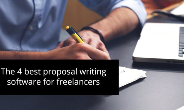 The 4 best proposal writing software for freelancers