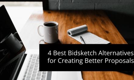4 Best Bidsketch Alternatives for Creating Better Proposals