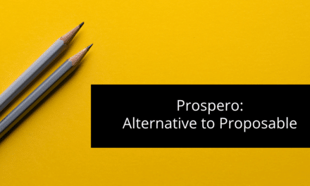 Prospero: Alternative to Proposable