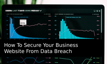 How To Secure Your Business Website From Data Breach