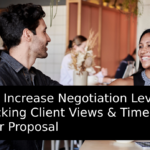 How to Increase Negotiation Leverage By Tracking Client Views & Time Spent On Your Proposal