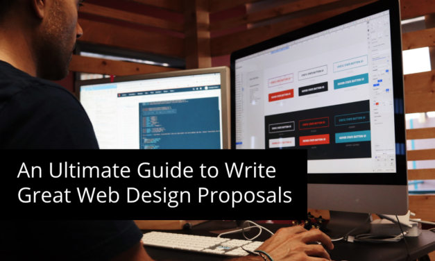 An Ultimate Guide to Write Great Web Design Proposals